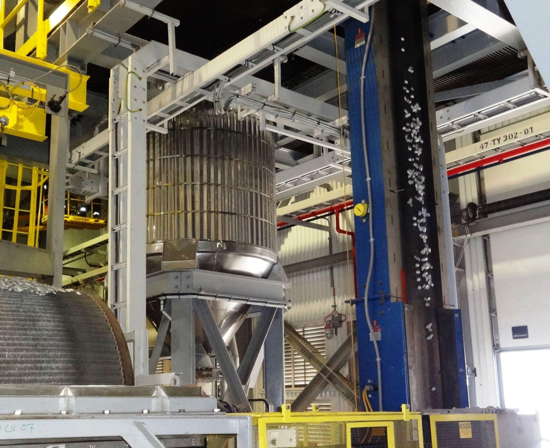 Conveyor Magnets Magnetic Belt Separator Magnetic Belt