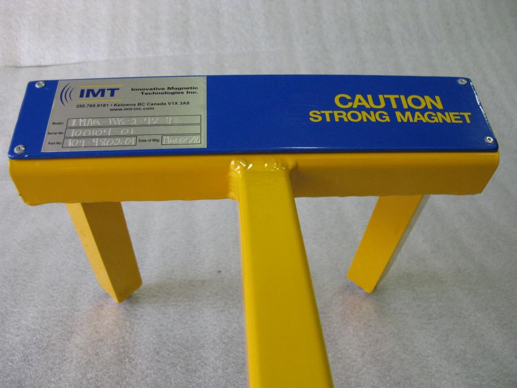 iMAG-RK Industrial Magnetic Rake